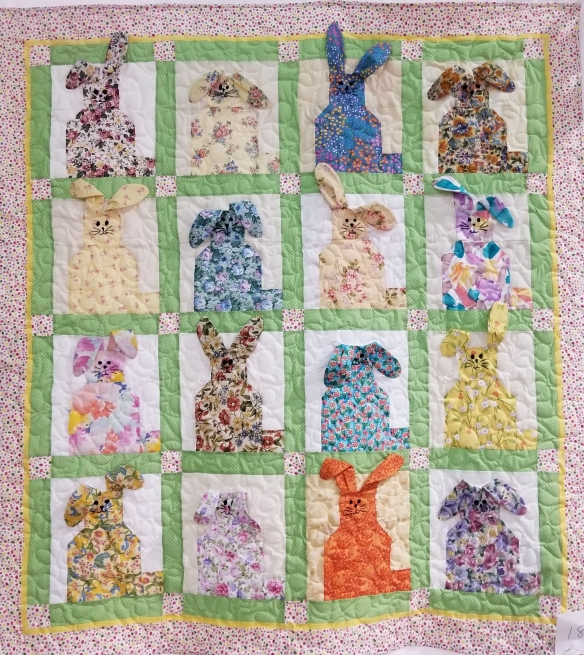 bunny quilt